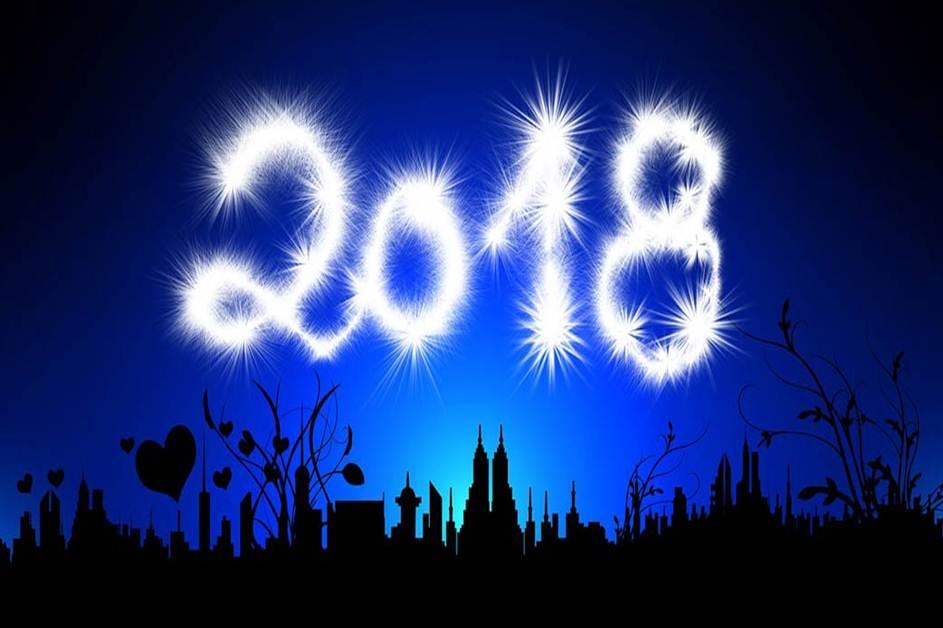 Doček Nove godine 2018