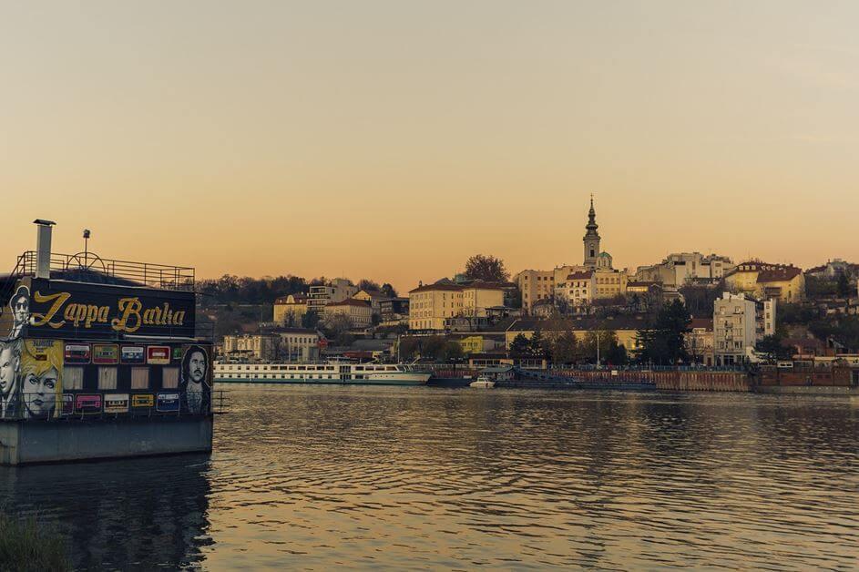 Sava u Beogradu