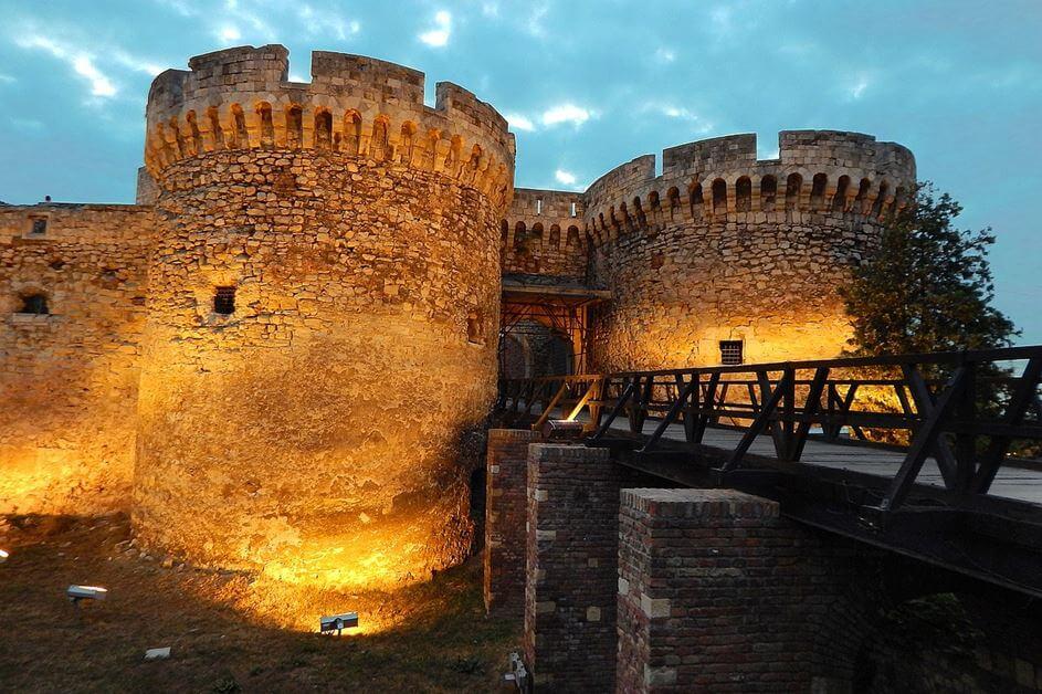 Kalemegdan trvrđava u Beogradu