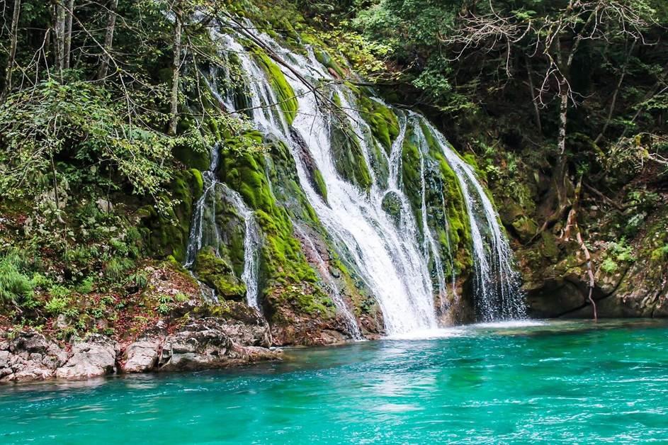 Kanjon reke Tare