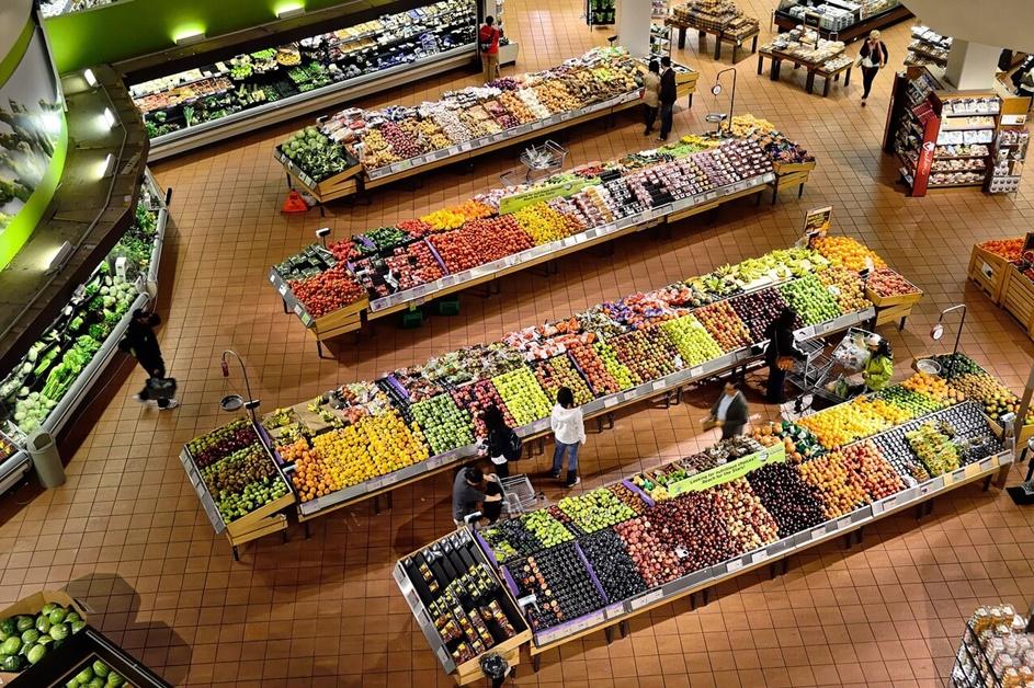 Market organske hrane