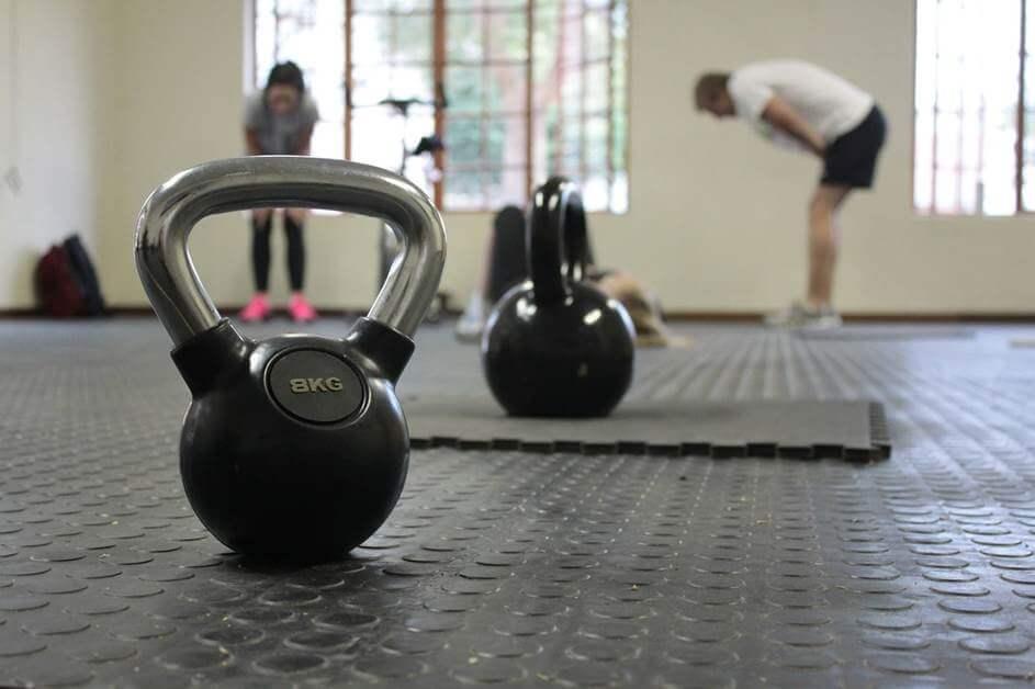 Tegovi za vežbanje