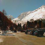 Priprema automobila za odlazak na planinu zimi
