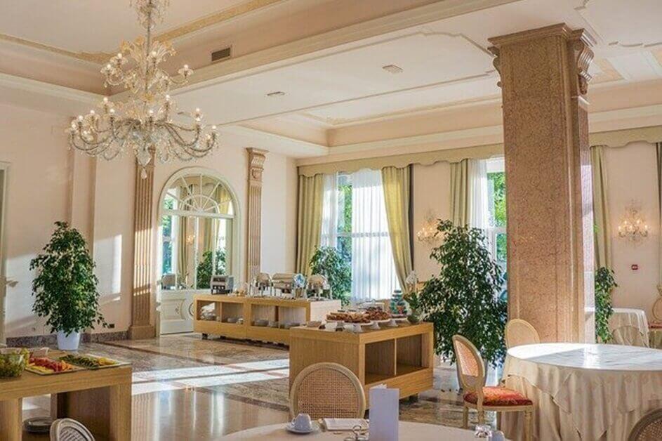Elegantan enterijer hotela