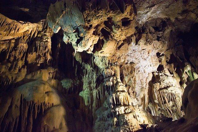 Unutrašnjost pećine