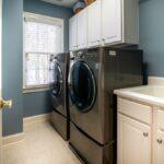 Gde postaviti mašinu za pranje veša i uštedeti na prostoru